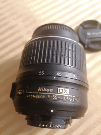 Nikon Dx VR Af-S
