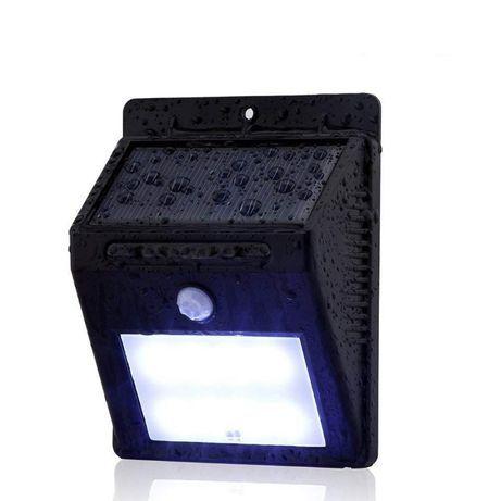 LAMPA SOLARNA 20 LED z czujnikiem RUCHU oraz ZMIERZCHU tanio