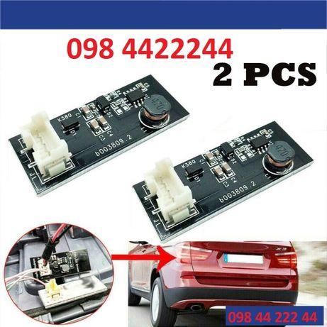 Плата задних фонарей БМВ BMW X3 F25 драйвер b003809.2