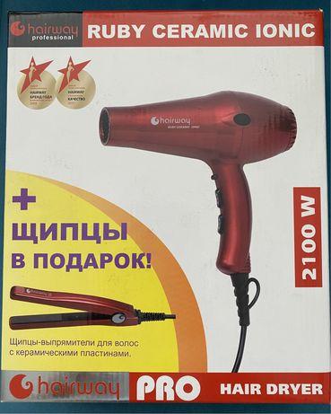 Фен для волос Hairway Phoenix Ionic
