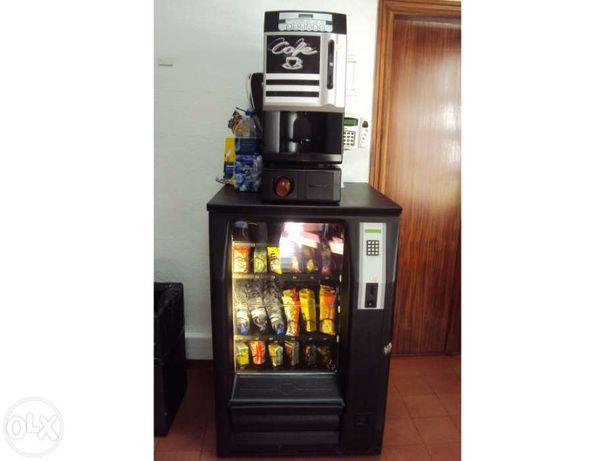 Maquina de snacks