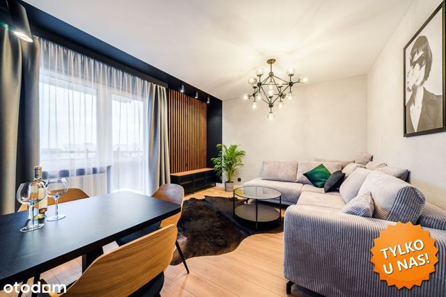 Nowe mieszkanie - piękny balkon i widok - Węglinek