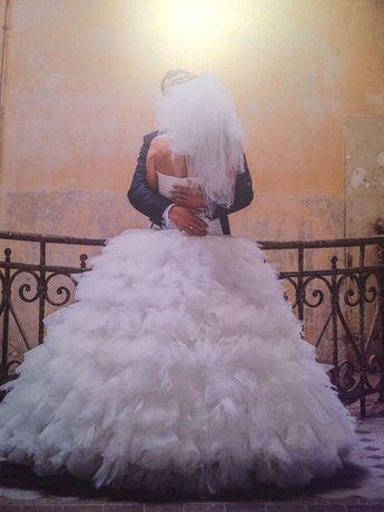 Suknia ślubna 36MadameB