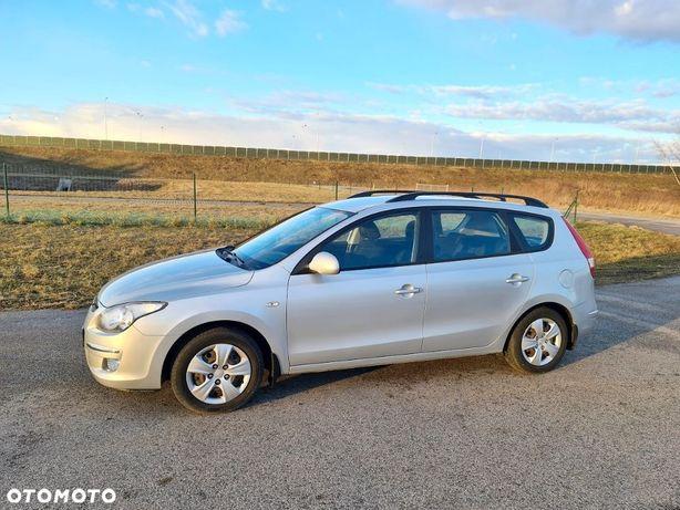 Hyundai I30 1.6 Benz 126 Km  1 Właściciel Salon Pl  Warszawa