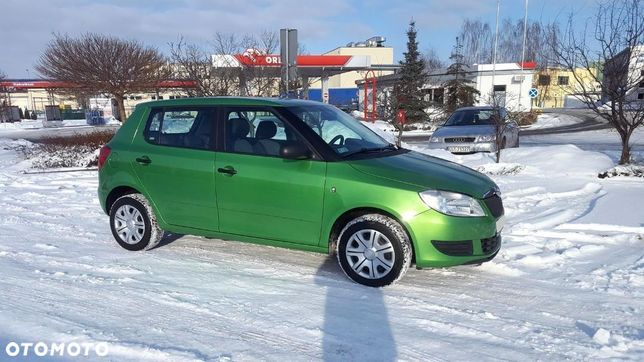 Škoda Fabia 2014/2015 BARDZO ZADBANY 1.6 TDI Active+