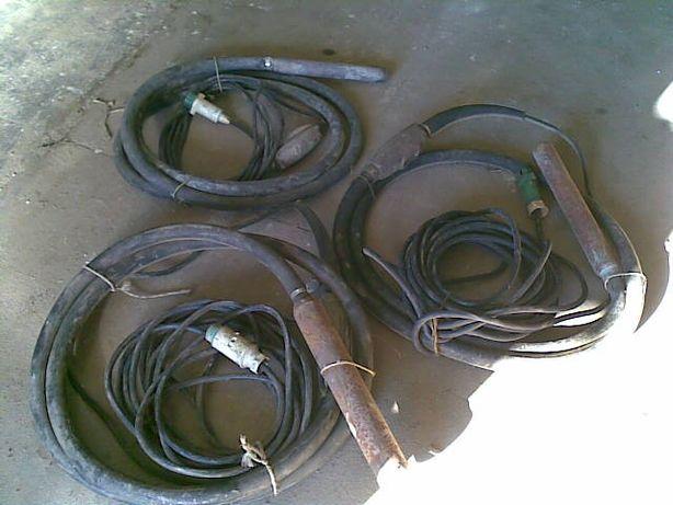 Agulha vibradora eléctrica - mecânica - pneumática