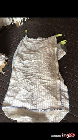 Worki Big Bag Wentylowane 185cm na Warzywa ziemniaki cebula marchew