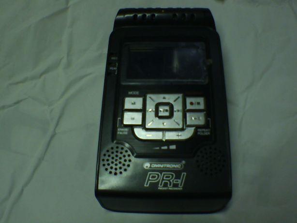 Pocket Recorder OMNITRONIC