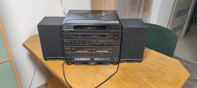 Radio gramofon myama