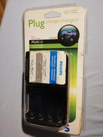 Ładowarka akumulatorków Philips multilife