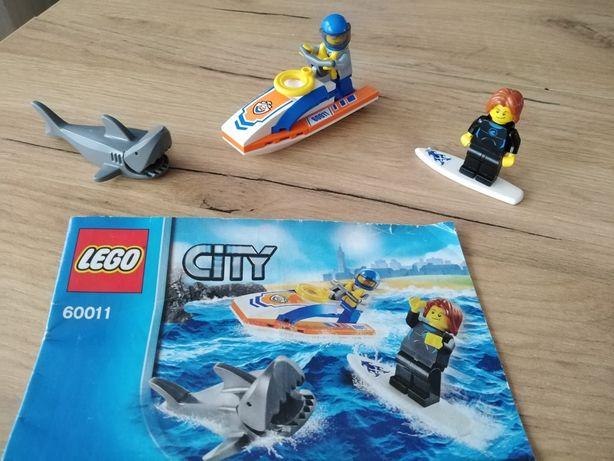 Lego city 60011 Na ratunek surferowi