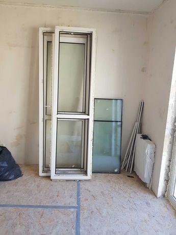 Продам  металлопластиковый оконный блок 230х200
