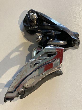 Przerzutka Przód Shimano Deore XT 2rz FD-M8020 Bezp. Mont. SS 38t