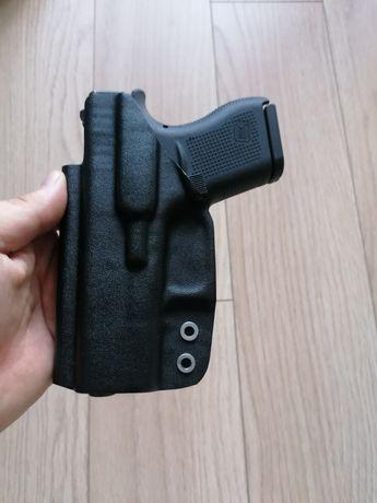 Kabura Glock 43 kydex IWB prawa