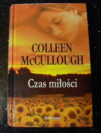Czas miłości Colleen McCullough