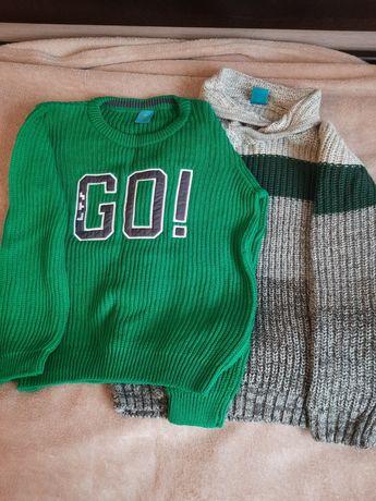 Детские свитера на мальчика