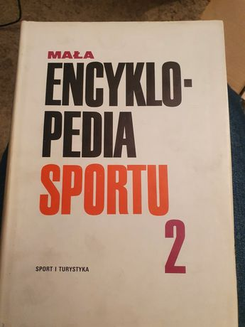 Mała encyklopedia sportu cz.2