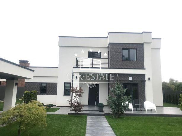 Аренда современного дома с бассейном в с. Круглик