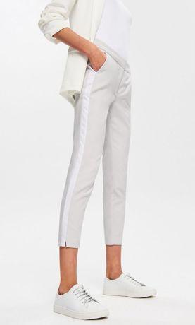 Spodnie z lampasem Reserved 36