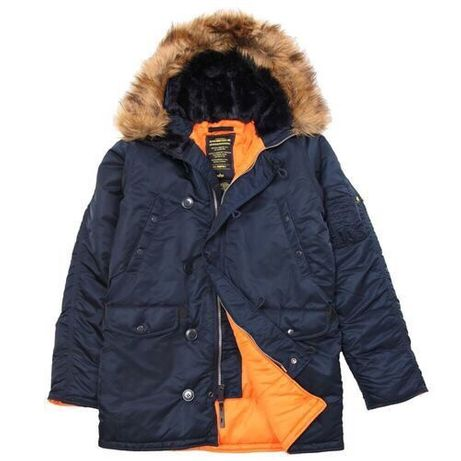 Куртка ALPHA Industries N-3B, парка