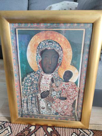 Obraz Matki Boskiej Czarna Madonna