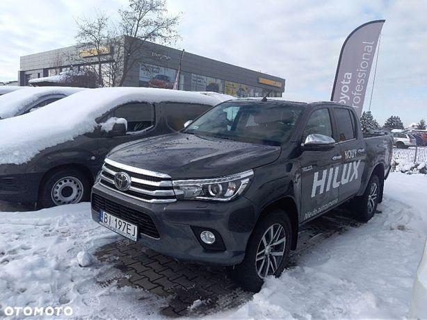Toyota Hilux REZERWACJA Hilux, samochód podemonstracyjny niski przebieg