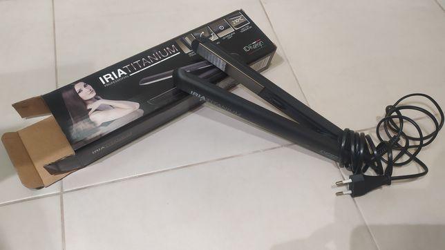 Placa cabelo Titanium