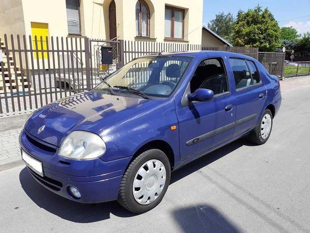 Renault Thalia 1.4 benzyna - aktualne opłaty/wspomaganie/mały przebieg