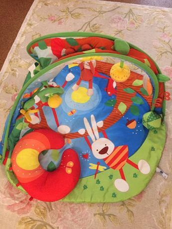 2 детских коврика