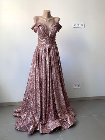 Платье выпускное, свадебное, торжественное