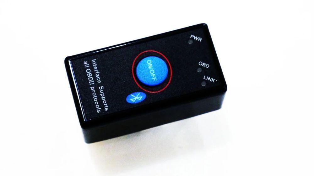 Авто сканер Bluetooth  ELM 327  V2.1 Чугуев - изображение 1