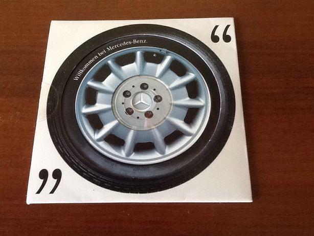 Mercedes płyta CD