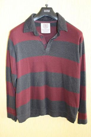 Трикотажная рубашка Blue Harbour, джемпер, свитер , размер M