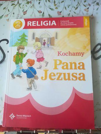 Podręcznik do Religii - kl.2 Szkoły Podstawowej