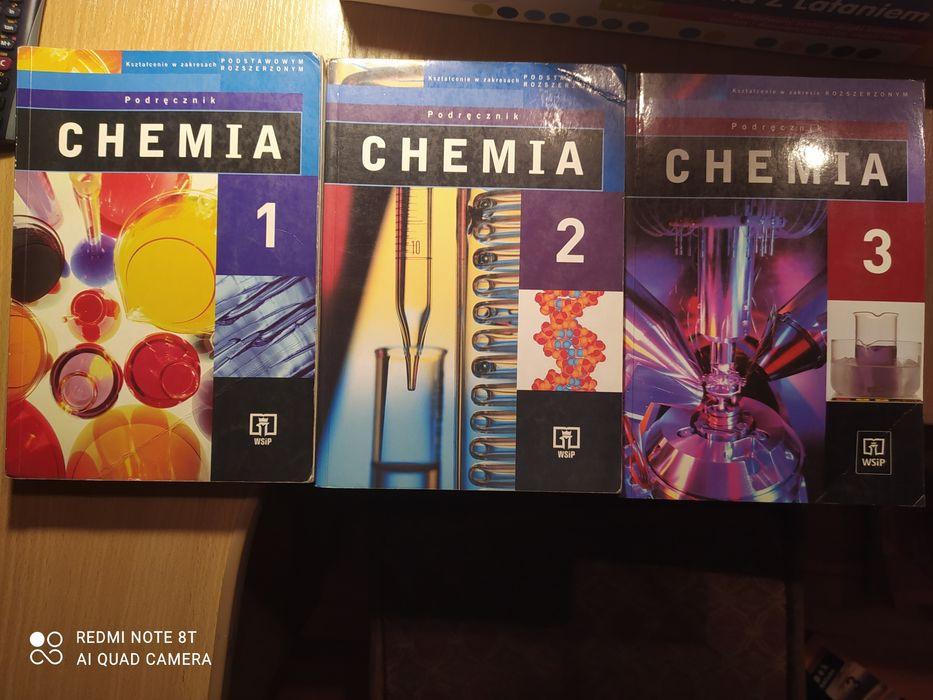 Podręcznik do chemii WSiP 1,2,3 Myszków - image 1