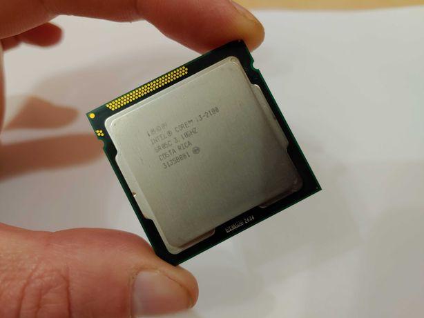 Процессор Intel Core i3-2100 (Socket 1155) + Bonus Intel Pentium G860