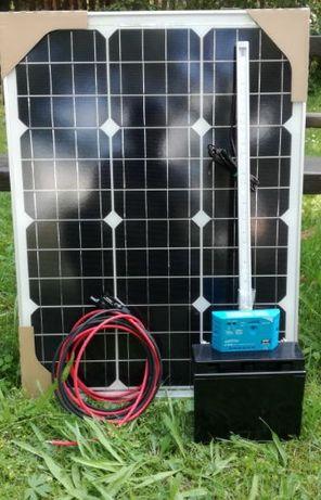 Energia Solarna do Domu Ogrodu i Szałasu