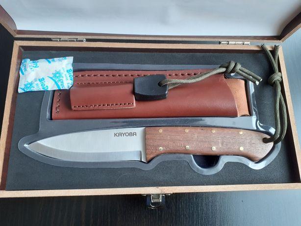 Nóż Kayoba, EDC, Bushcraft, Survival
