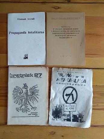"""Miesięcznik polityczny """"Nowa Republika"""" nr 18."""