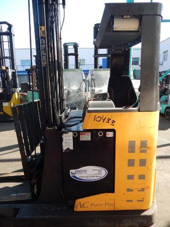Самоходный подъёмник для транспортировки грузов на высоту до 11 метров