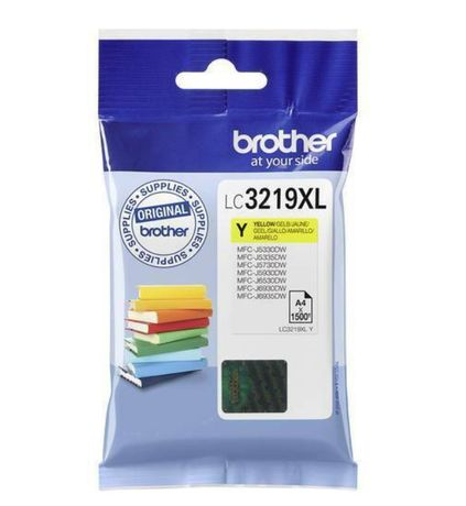Tusz Oryginalny Brother LC3219XL Y YELLOW