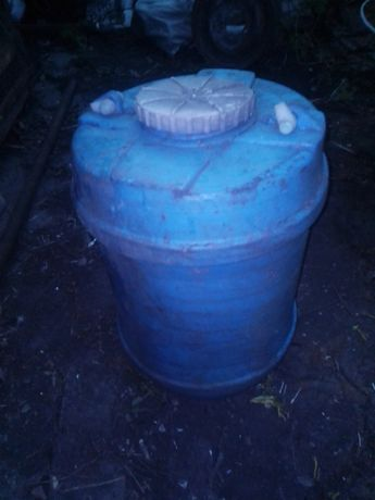 Бидон пластмассовый 50 литров