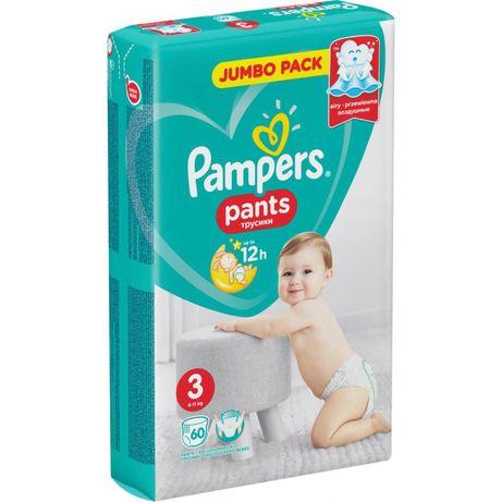 Памперсы трусики Pampers Pants 3