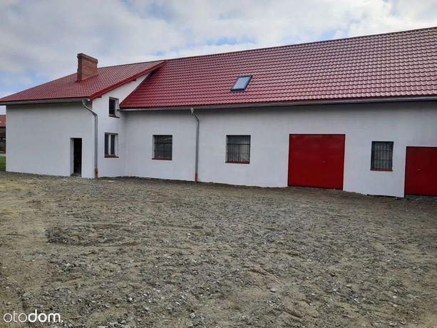 Wynajmę lokal 250m2+teren Nadolice Małe Wrocław