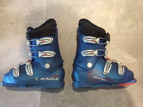 Buty dziecięce narciarskie Lange 23 cm