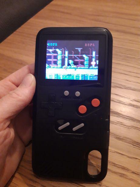 Etui Iphone XS Gameboy
