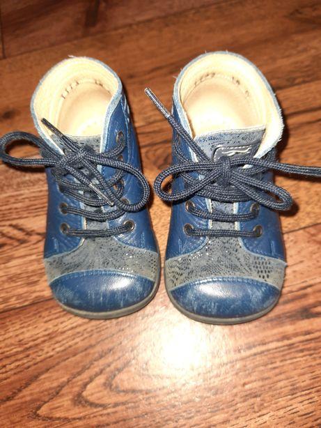 Кожаные демисезонные ботинки Balducci