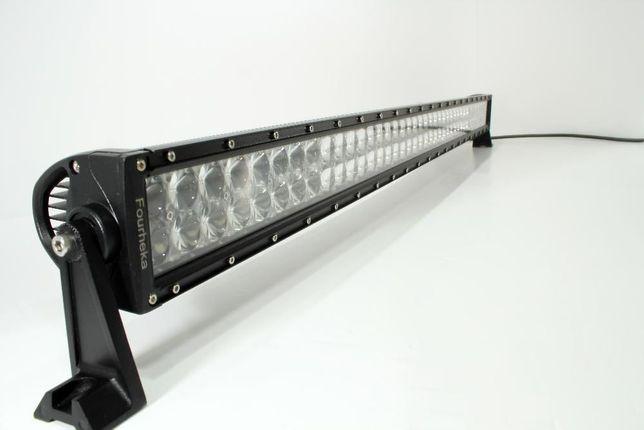 Barra Led 4D Osram FH4D-48096B 480Watt com 45000 Lumens 128cm, TT 4x4