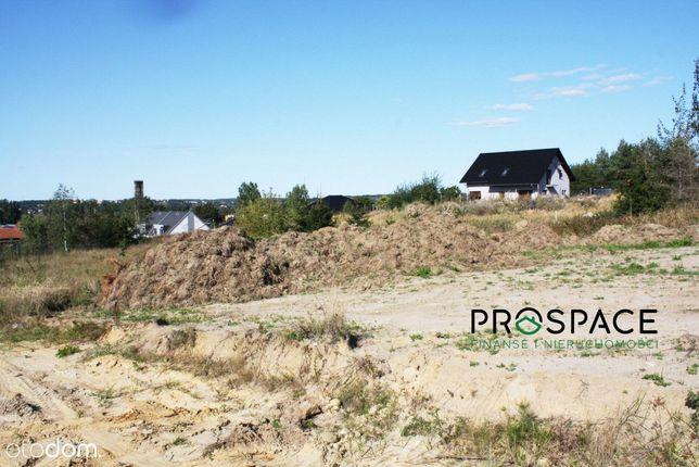 Działka z pięknym widokiem - 5 km od Krosna Odrz.