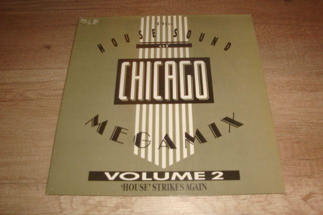 "The House Sound Of Chicago Megamix 12"" vinyl winyl"